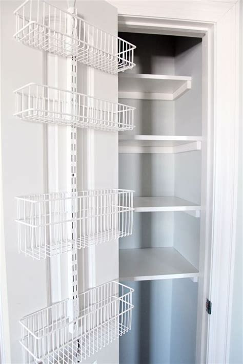Closet Door Storage by 25 Best Ideas About Closet Door Storage On
