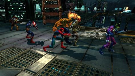 Marvel Ultimate Alliance Game PC - Games Free FUll version ...