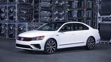 2018 Vw Passat Usa by 2018 Volkswagen Passat Gt Review Top Speed