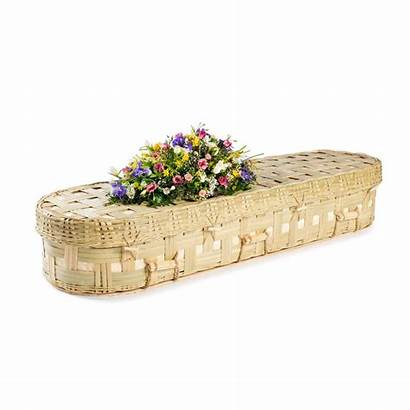 Bamboo Coffin Wicker