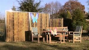 Garten Sichtschutz Bambus : sichtschutz bambus garten youtube ~ A.2002-acura-tl-radio.info Haus und Dekorationen