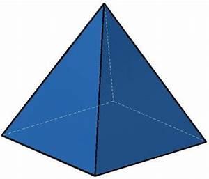 Geometrische Formen Berechnen : pyramide kanten fl che volumen einer pyramide berechnen ~ Themetempest.com Abrechnung