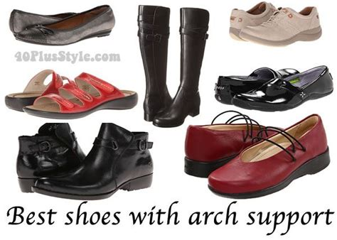Boat Shoes With Arch Support by Arch Support Shoes On Memory Foam Shoes