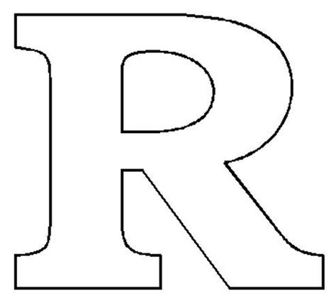 the letter r 2 images the letter r letter r jpg for