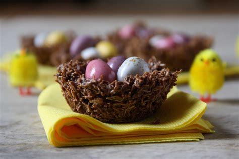 Easter Nests Image | HD Wallpapers