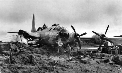 Bomber B-29s, Crashed On Iwo Jima Http