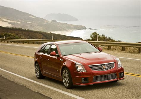 2014 Cadillac Cts V Review by 2014 Cadillac Cts V Sport Wagon Road Test Review