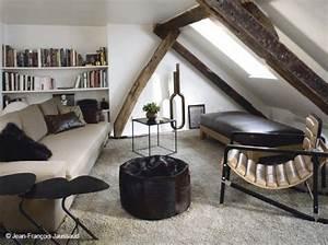ambiance cosy pour cet appartement sous combles un With idee deco interieur appartement