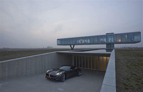 Villa Mit Tiefgarage by Gallery Of Villa Kogelhof Paul De Ruiter Architects 2