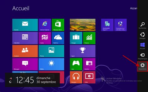 icone bureau windows 8 windows 8 actualiser votre pc windows 8 sans