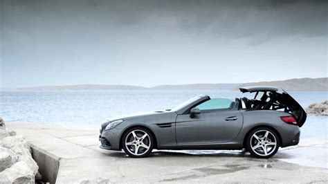 Mercedes Slc Class Hd Picture by Most Beautiful Mercedes Slc 300 Wallpaper Hd