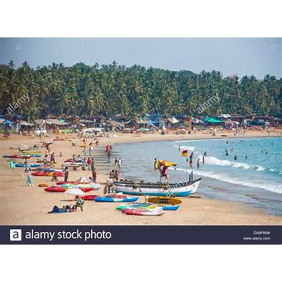 India South Asia Goa Palolem Beach