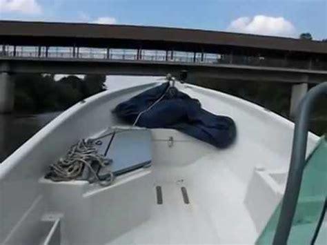 Nordic Boats Youtube by Terhi 6020 C Nordic Mit 30ps Yamaha 2takt Youtube