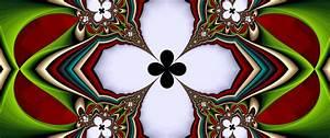 Download, Wallpaper, 2560x1080, Fractal, Pattern, Symmetry