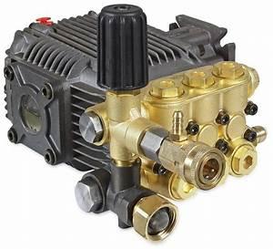 3000 Psi Pressure Washer Replacement Pump Horizontal Shaft