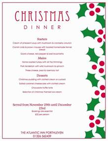 xmas dinner menu ideas pictures to pin on pinterest pinsdaddy
