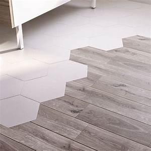 Carrelage Hexagonal Blanc : les 25 meilleures id es de la cat gorie carrelage ~ Premium-room.com Idées de Décoration