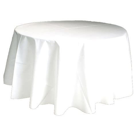 nappe blanche ronde 240 solutions tech prod catalogue location r 233 ception nappe materiel evenementiel sur bordeaux