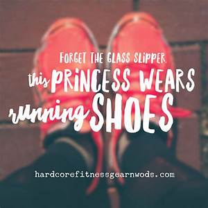 Forget The Glass Slipper This Princess Wears Running Shoes ...