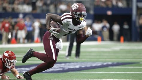 Kellen mond hints at transferring cause he's garbage. Mond, Davis connect twice for No. 23 Texas A&M to beat...
