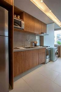 25, Best, Long, Narrow, Kitchen, Ideas, For, Your, Tiny, Space