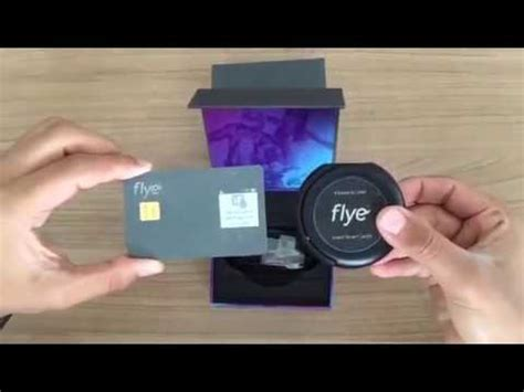 Worldventures Flye Smart Card What's In The Box Youtube
