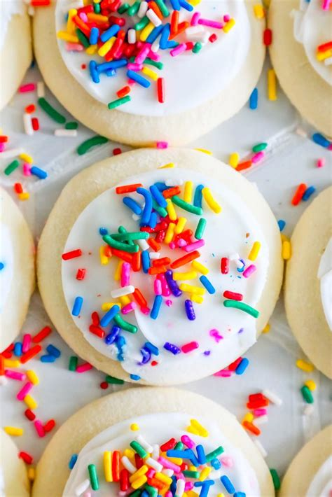 Would you like to purchase cookies as a gift? Easy Lofthouse Cookies Copycat Recipe - Sweet Cs Designs