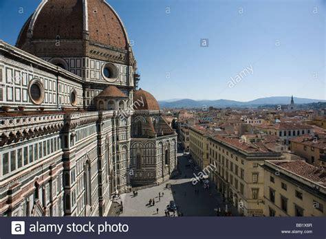firenze cupola brunelleschi cupola florence firenze stock photos