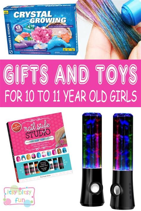 christmas craft ideas for 11 year old girls best gifts for 10 year in 2017 great gifts and