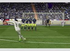 How to Score a Rabona Free Kick in FIFA 15