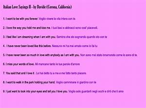Italian Quotes Sayings Wedding. QuotesGram