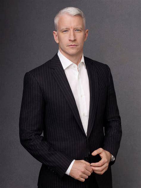Anderson Cooper Renews CNN Contract | Houston Style ...