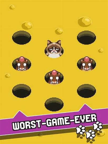 Worst Ever Grumpy Cat Games