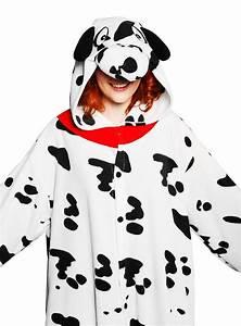 Warmes Halloween Kostüm : cozysuit dalmatiner kigurumi kost m hundekost m onesie ~ Lizthompson.info Haus und Dekorationen