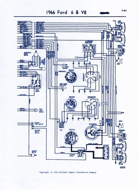 Ford Thunderbird Wiring Diagram Auto Diagrams