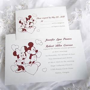 mickey mouse wedding invitations template best template With wedding invitation for mickey and minnie