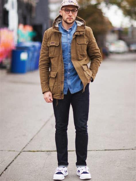 comment porter une veste en jean comment porter chemise en homme archzine fr
