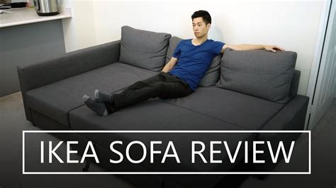 Sofa Ikea Friheten by Ikea Friheten Sofa Bed Review