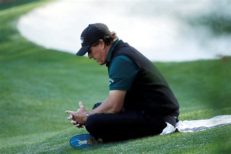 Phil mickelson has managed to make a name for him over the years by winning over 40 golf tournaments. Phil Mickelson hits back at critics as US Open third round descends into controversy   London ...