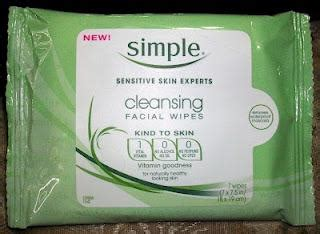 Review Simple Sensitive Skin Care  Paperblog