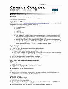 College Resume Template 2017