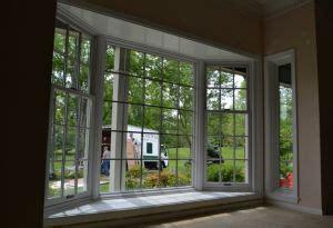 bay window  cottage sides interior view renewal  andersen bay bow windows