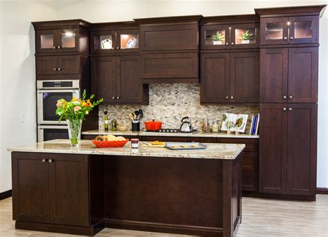 coffee cabinets for kitchen maple coffee kitchen cabinets coffee cherry cabinets