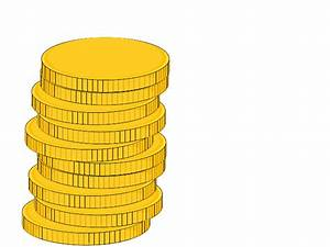 Stack of Coins Clip Art (23+)