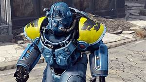 Standalone Space Wolf Power Armor ESP Based Non
