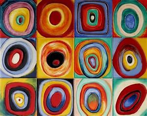 Vassily Kandinsky: l arte astratta e le emozioni SUCCESSO