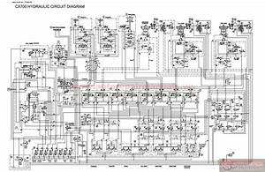 Hitachi Sumitomo Crawler Crane Scx700 Shop Manual