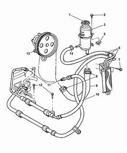 Jeep Liberty Engine Hose Diagram