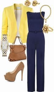 Best 25+ Yellow blazer outfits ideas on Pinterest | Blazer outfits Lace shirt outfits and ...