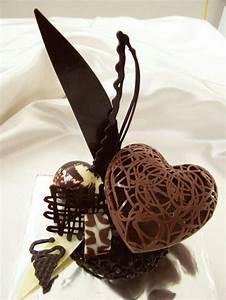Centre De Table Chocolat : d serts c ur and shops on pinterest ~ Zukunftsfamilie.com Idées de Décoration